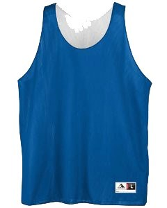 Augusta Drop Ship Reversible Mini Mesh League Tank