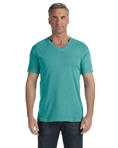 Comfort Colors Adult Midweight RS V-Neck T-Shirt