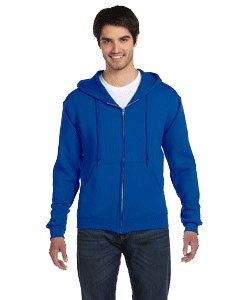 Fruit of the Loom Adult 12 oz. Supercotton™ Full-Zip Hood