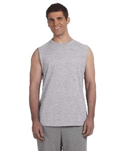 Gildan Adult Ultra Cotton® 6 oz. Sleeveless T-Shirt